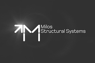 Milos logo animation